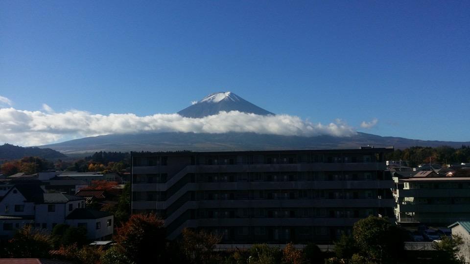 富士山の麓の金運神社に行ってきた