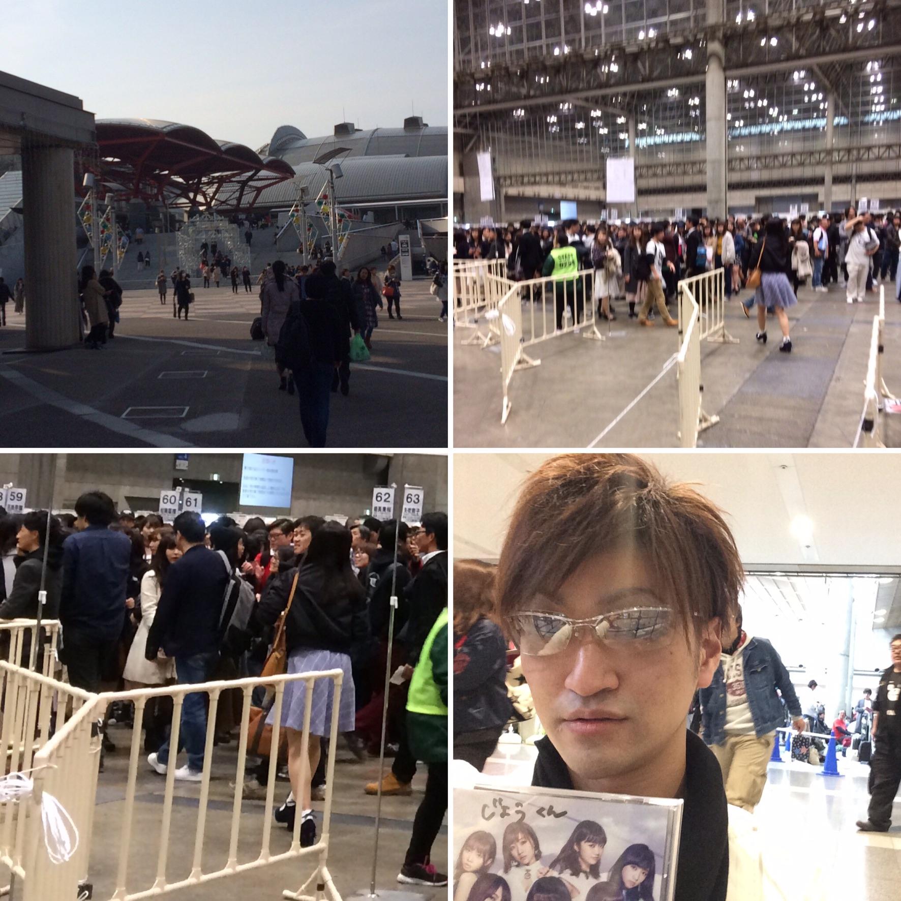 AKB48の握手会に初参加!